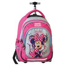 JUNIOR-ST - Školský batoh na kolieskach Smart Trolley Minnie Mouse, Fashion