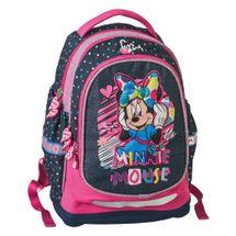 JUNIOR-ST - Školský batoh Smart light Minnie Mouse, Fabulous