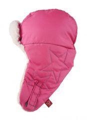 KAISER - Detská čiapka star - veľ. 46/48 (6-12 mesiacov) - Pink