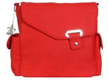 KALENCOM - Prebaľovacia taška Vegan Strawberry Red