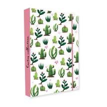 KARTON PP - Box na zošity A4 Kaktus