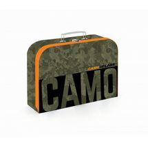 KARTON PP - Kufrík 34 cm Junior Premium - Camo
