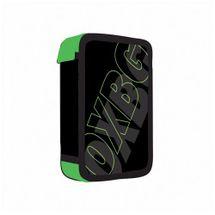 KARTON PP - Peračník 3-poschodový, prázdny OXY BLACK LINE Green