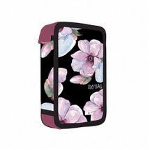 KARTON PP - Peračník 3-poschodový, prázdny OXY Floral