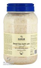 KAWAR - Kúpeľová soľ z Mŕtveho mora 3000g