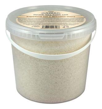 KAWAR - Kúpeľová soľ z Mŕtveho mora 5kg