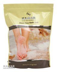 KAWAR - Kúpeľová soľ z Mŕtveho mora 600g