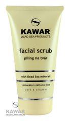 KAWAR - Peeling na tvár s minerálmi z Mŕtveho mora 150ml