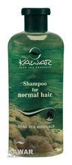 KAWAR - Šampón na normálne vlasy s minerálmi z Mŕtveho mora 400ml