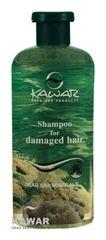 KAWAR - Šampón na poškodené vlasy s minerálmi z Mŕtveho mora 400ml