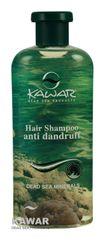 KAWAR - Šampón proti lupinám s minerálmi z Mŕtveho mora 400ml