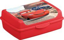"""KEEEPER - Desiatový box """"Cars"""", Červená"""
