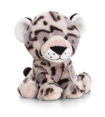 KEEL TOYS - Pippins Plyšový leopard 14cm