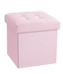 KIDS CONCEPT - Úložný taburet Pink