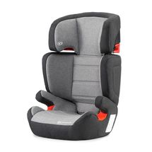 KINDERKRAFT - Autosedačka Junior Fix Isofix Black/Gray 15-36kg 2019