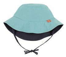 LÄSSIG - Klobúčik Sun Protection Bucket Hat - aqua 18-36 mesiacov
