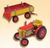 KOVAP - Traktor Zetor s valníkom