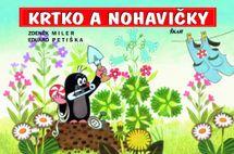 Krtko a nohavičky, 4. vydanie - Zdeněk Miler - Eduard Petiška