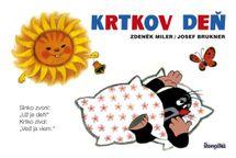 Krtkov deň, 3. vydanie - Zdeněk Miler - Josef Brukner