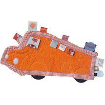 LABEL-LABEL - Deka na hranie, autobus