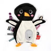 LABEL-LABEL - Pinguin, sivobiela