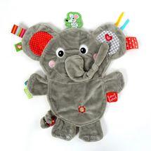 LABEL-LABEL - Slon, sivá