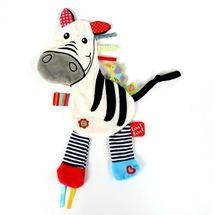 LABEL-LABEL - Zebra, bieločierna
