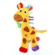 LABEL-LABEL - Žirafa, žltá