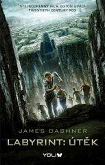 Labyrint: Útěk - James Dashner