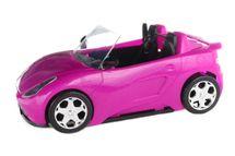 LAMPS - Auto pre bábiky Cabriolet 32cm