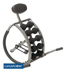 LANAFORM - Back Gym zariadenie na cvičenie