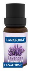 LANAFORM - Esenciálny olej levanduľový 10ml