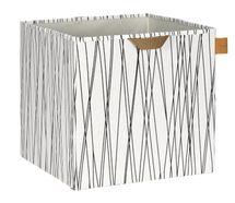LÄSSIG - box na hračky, Toy Cube Storage Allover Rays