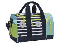 LÄSSIG - detská športová taška, Mini Sportsbag Little Monsters bouncing bob