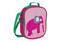 LÄSSIG - Detská taštička na desiatu Wildlife Mini Lunch Bag, elephant