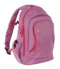 LÄSSIG - Detský batoh Big Backpack About Friends mélange pink