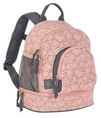 LÄSSIG - detský batoh, Mini Backpack Spooky peach