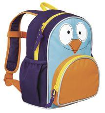 LÄSSIG - Detský batoh Wildlife Mini Backpack Update - Birdie