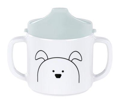 LÄSSIG - Detský hrnček Cup with Silicone Little Chums dog