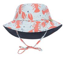 LÄSSIG - klobúčik Sun Bucket Hat lobster 06-18 mo.