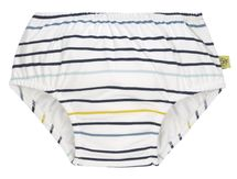 LÄSSIG - plavky Swim Diaper Boys little sailor navy 18 mo.