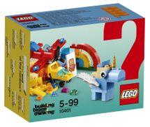 LEGO - 60 Years 10401 Zábava s dúhou