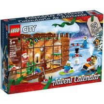 LEGO - Adventný kalendár City 60235 (2019)