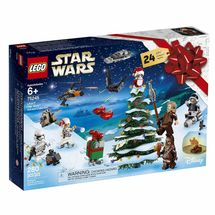 LEGO - Adventný kalendár Star Wars™ 75245 (2019)