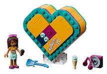 LEGO - Andrein Srdiečkový Box
