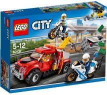 LEGO - City 60137 Odťahové vozidlo