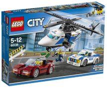 LEGO - City 60138 Naháňačka vo vysokej rýchlosti