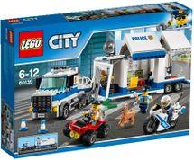 LEGO - City 60139 Mobilné veliteľské centrum