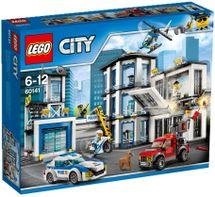 LEGO - City 60141 Policajná stanica