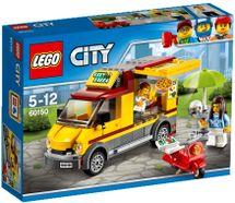 LEGO - City 60150 Dodávka s pizzou
